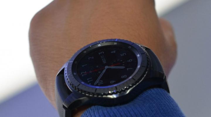 Samsung Gear S3 vine cu un ecran mult mai mare şi va fi disponibil în două versiuni