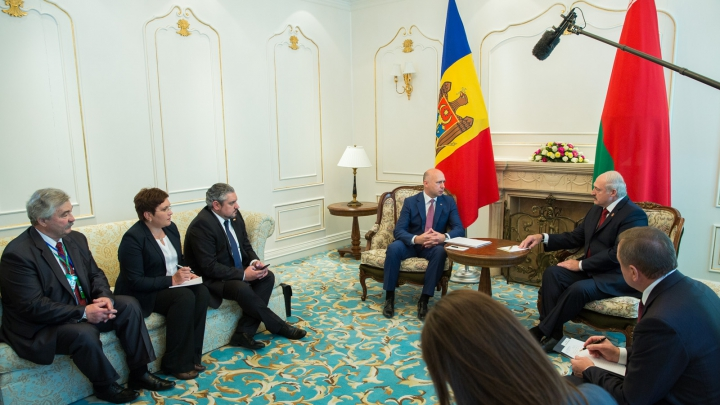 Premierul Pavel Filip, la reuniunea conducerii țărilor membre ale CSI (FOTOREPORT)