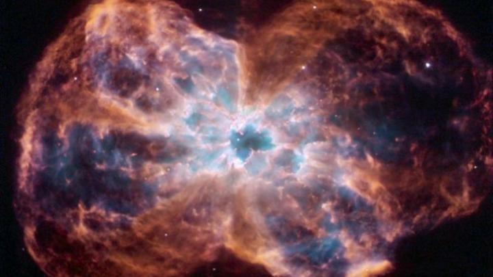 Telescopul spațial Hubble a surprins moartea unei lumi. Cum va sfârși sistemul nostru solar