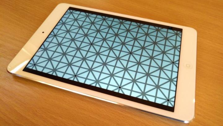 Iluzia optică care FACE FURORI pe Internet. Câte puncte vezi în imagine? (FOTO)