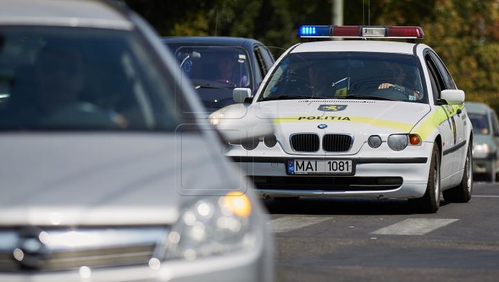 Poliţia, cu ochii pe ei. Mai mulţi şoferi s-au ales cu amenzi și puncte de penalizare