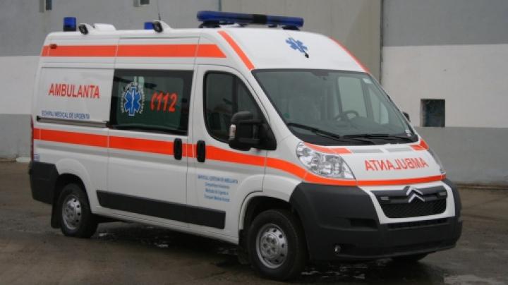 O tânără a ajuns la spital după ce a fost lovită de o săgeată pe o terasă în Cernica, lângă București