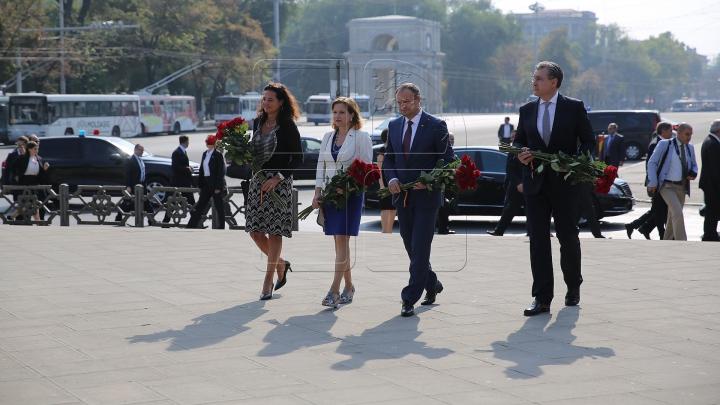 Andrian Candu la 25 de ani de Independență a Republicii Moldova: Obiectivul de integrare europeană trebuie să unească cetățenii țării