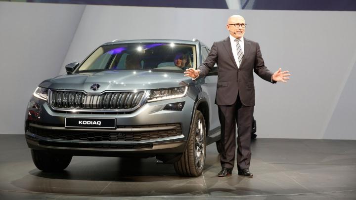 Skoda a prezentat primul său SUV de mari dimensiuni. PRIMELE IMPRESII