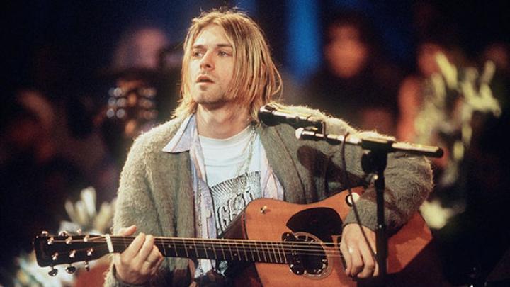 """""""Kurt Cobain trăiește!"""" Imaginile care i-au șocat pe fanii formației Nirvana (VIDEO)"""