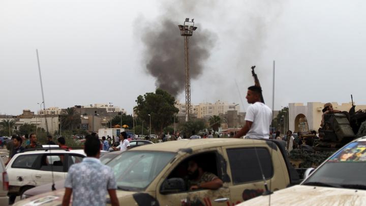 TRAGEDIE! Un elicopter militar s-a prăbuşit în Libia. Sunt morţi