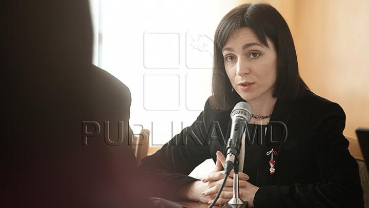 """Analistul clanului Ţopa-Năstase, despre Maia Sandu: """"O facem premier dacă se retrage din cursă"""""""
