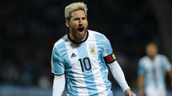 Lionel Messi a revenit cu un GOL DE SENZAŢIE la naţionala Argentinei (VIDEO)