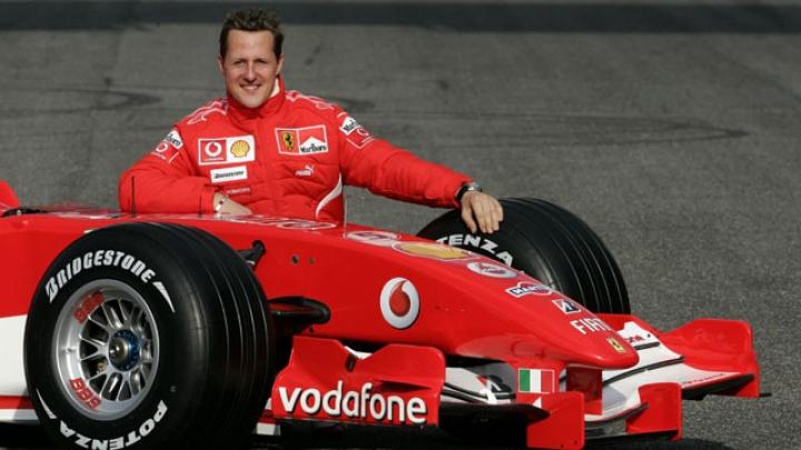 NOI DETALII despre starea de sănătate a legendarului pilot de F1, Michael Schumacher