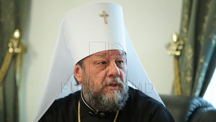 """Aşa cum nu l-ai văzut vreodată! Mitropolitul Vladimir, eroul noului episod al emisiunii """"O zi..."""""""