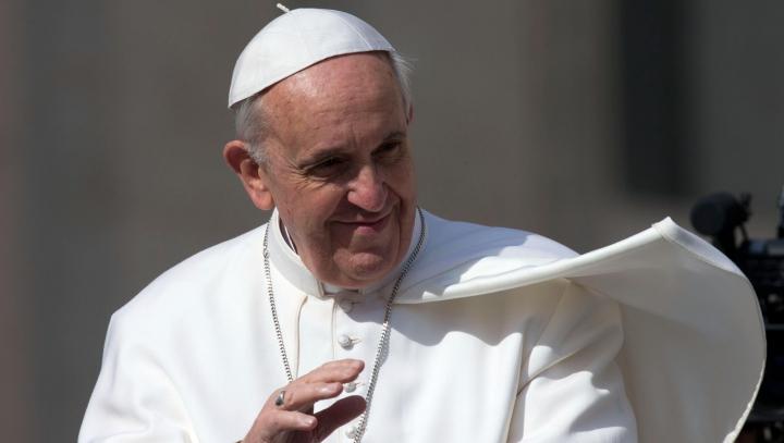 """""""Să nu facem terorism prin cuvinte"""". Îndemnul suveranului Pontif către jurnalişti"""