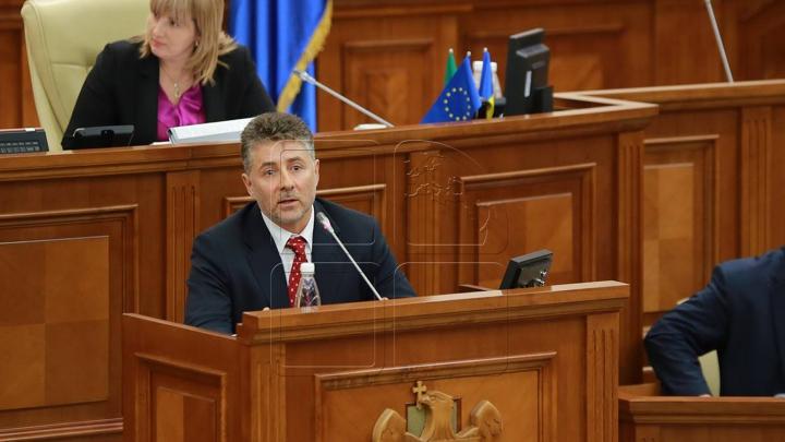 Vladimir Munteanu, numit în funcția de prim-viceguvernator al Băncii Naționale a Moldovei