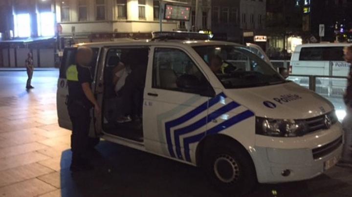 STARE DE ALERTĂ în Belgia. Doi tineri, arestaţi după ce au ameninţat poliţia că vor comite atentate