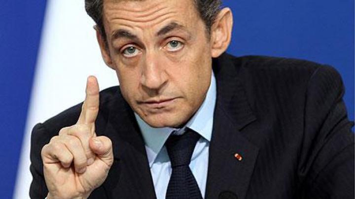 Nicolas Sarkozy susține adoptarea unei atitudini mai dure față de suspecții de terorism