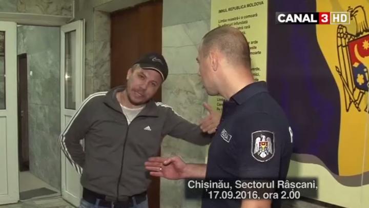 Chercheliţi şi puşi pe scandal! Trei bărbaţi i-au înjurat de mama focului pe poliţişti
