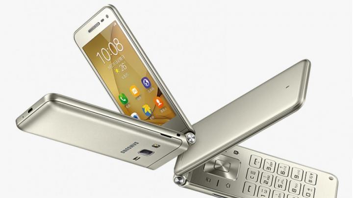 Samsung a lansat un nou telefon, la câteva ore după ce Apple a prezentat iPhone 7 (FOTO)
