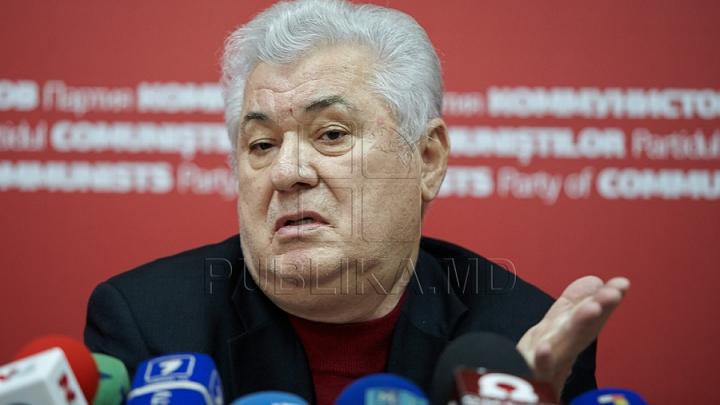 Partidul Comuniştilor VA BOICOTA alegerile prezidenţiale din această toamnă