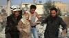15 oameni au murit, iar peste 150 au fost răniţi în urma unor noi raiduri din Aleppo