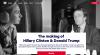 INTERESANT! Un site îi compară pe Hillary Clinton și Donald Trump în funcție de realizările din fiecare an