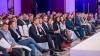 """Sute de oameni de afaceri şi-au dat întâlnire la conferința """"Antreprenorii Moldovei-Capitalul Privat Moldovenesc"""""""