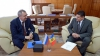 Chișinăul își reface relațiile cu Moscova. Ce au discutat Octavian Calmîc și Dmitrii Rogozin
