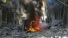 Zeci de morţi şi răniţi în urma unui atentat sinucigaş la o nuntă din Siria