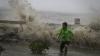 TREI MILIOANE de persoane au fost afectate de TAIFUNUL Sarika în sudul Chinei
