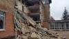 Tragedie la CIMIȘLIA! Un bărbat de 31 de ani a murit, după ce un perete din clădirea Consiliului raional s-a prăbuşit peste el