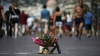 Franţa aduce un omagiu victimelor atentatului de la Nisa. Francois Hollande, prezent la eveniment