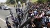 Criza refugiaţilor. Ungaria a început construcţia unui nou zid la frontiera cu Serbia