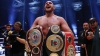 Pugilistul Tyson Fury a RENUNŢAT la titlurile sale de campion mondial. Care este motivul