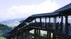 Cel mai lung escalator din lume, construit în China. Poate transporta aproximativ 7.300 de oameni pe oră