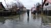 România, SUB APE! Meteorologii au declanşat COD PORTOCALIU de INUNDAŢII