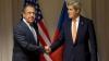 Lavrov şi Kerry se întâlnesc la o nouă rundă de discuţii pe tema Siriei