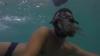Incident neobişnuit! Un bărbat a fost ATACAT de o caracatiță în timp ce înota (VIDEO)