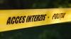 Crimă odioasă, în raionul Ungheni. Corpul carbonizat al unui bărbat, găsit pe teritoriul unei ferme
