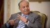 Preşedintele Yemenului respinge un plan ONU pentru soluţionarea războiului civil