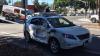 Pasagerul dintr-o mașină autonomă Google a ajuns la spital în urma unui accident