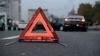 GRAV ACCIDENT pe şoseaua Balcani din Capitală. Un TIR s-a răsturnat (IMAGINI DE LA FAŢA LOCULUI)