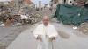 Papa Francisc, vizită surpriză în oraşul Amatrice. A mers în cea mai afectată zonă de după cutremur