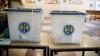 SCANDAL la o secţie de votare din Capitală. Doar Poliţia a putut linişti o bătrână (VIDEO)