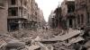 Armistițiu de formă în Aleppo. Trei civili au fost omorâți în timp ce încercau să părăsească orașul
