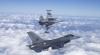 Baza aeriană Feteşti: Primul zbor al avioanelor F16 pe cerul României