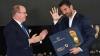 """Buffon a câştigat trofeul """"Golden Foot"""", devenind al patrulea italian distins cu acest premiu"""