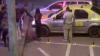 Clipe de groază pentru un taximetrist: Momentul în care a fost atacat de patru indivizi (VIDEO)