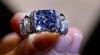 """Diamantul albastru, """"Sky Blue"""", estimat la 25 de milioane de dolari, scos la licitaţie"""