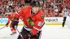 Marian Hossa a marcat al 500-lea său gol în NHL