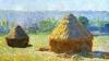 """""""Meules"""" e de vânzare! Cât se cere pentru tabloul vestitului pictor Monet"""