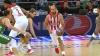 Olympiacos Pireu a obţinut a treia victorie în primele patru etape ale Euroligii de baschet