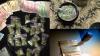 Droguri în valoare de 18.000 de lei, confiscate de poliție. Trei bărbaţi riscă ani grei de puşcărie